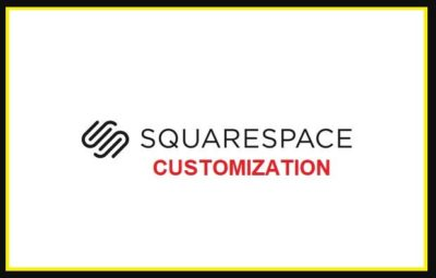 customize squarespace